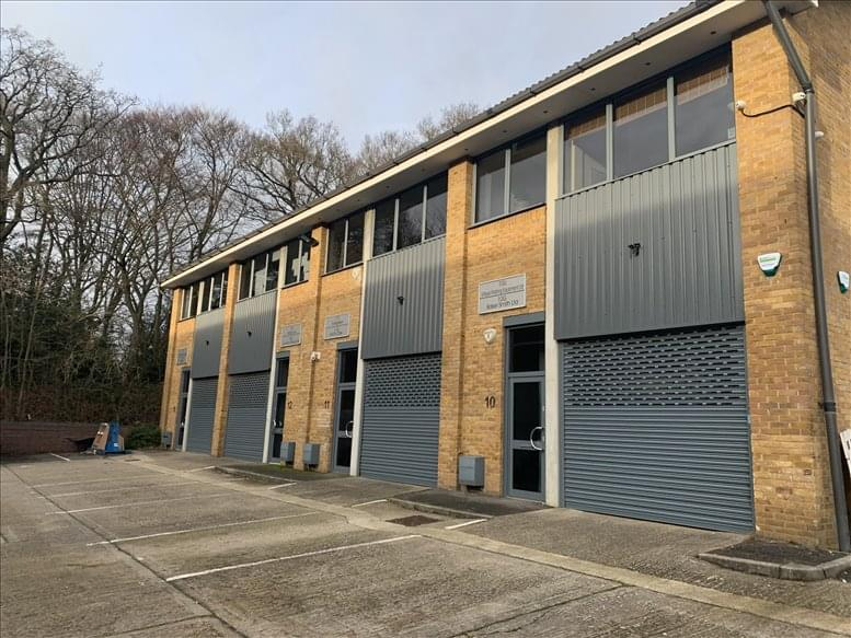 13U, Long Spring, Porters Wood, St. Albans available for companies in Watford