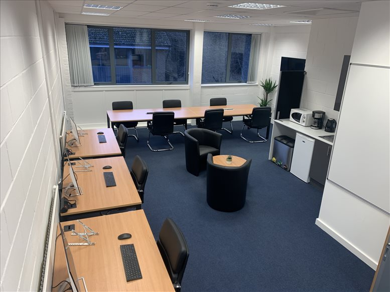 13U, Long Spring, Porters Wood, St. Albans Office for Rent Watford