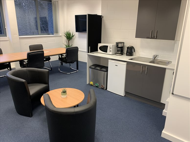 Picture of 13U, Long Spring, Porters Wood, St. Albans Office Space for available in Watford