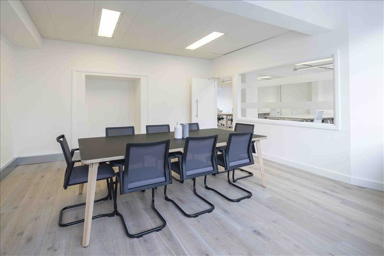 Photo of Office Space on 14-18 Old St, London Aldersgate