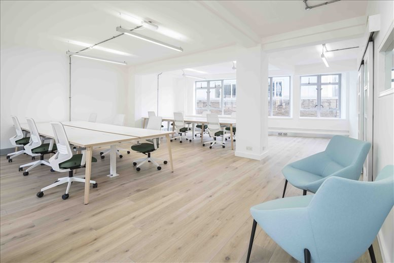 Picture of 14-18 Old St, London Office Space for available in Aldersgate