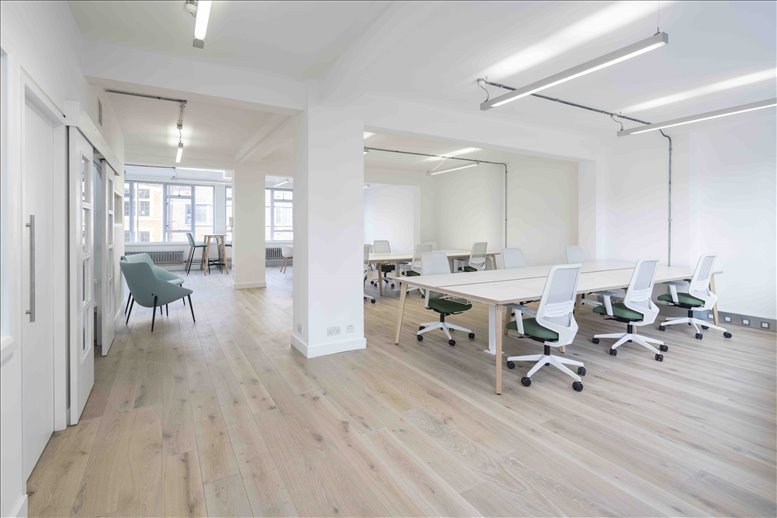 Office for Rent on 14-18 Old St, London Aldersgate