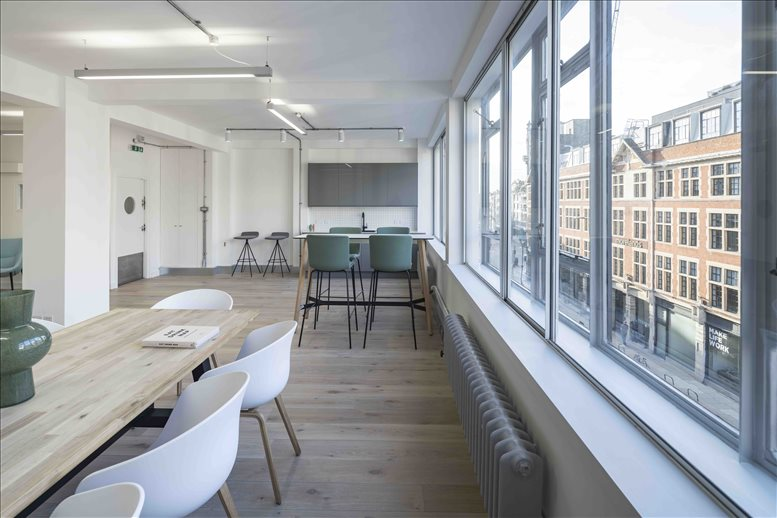 Image of Offices available in Aldersgate: 14-18 Old St, London