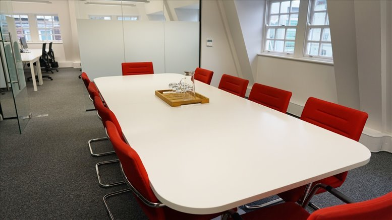 Photo of Office Space on 158-160 N Gower St, London Euston