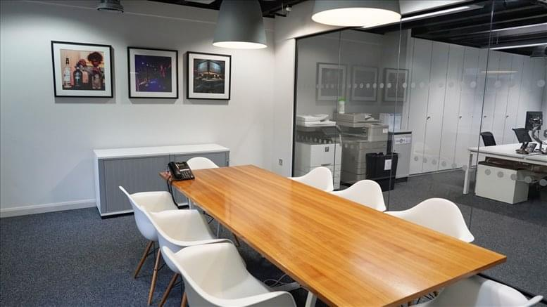 Picture of 158-160 N Gower St, London Office Space for available in Euston