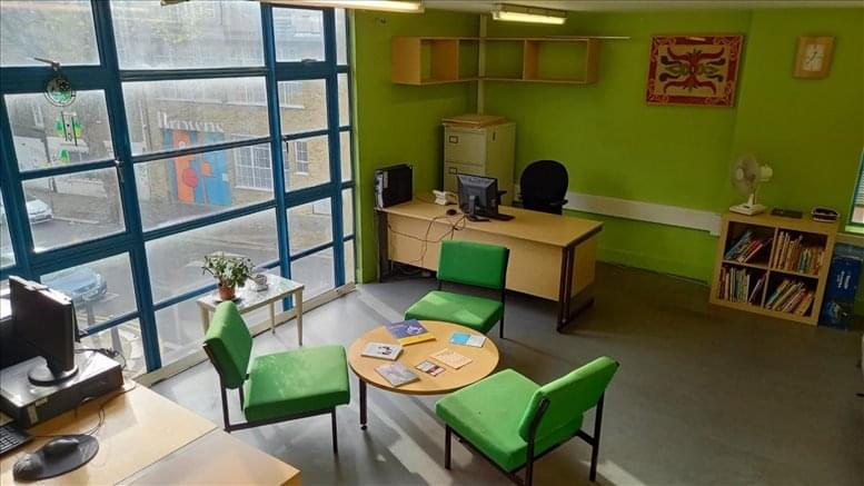 Picture of 18 Club Row, Shoreditch Office Space for available in Shoreditch