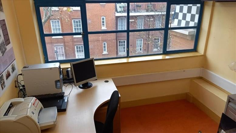 Image of Offices available in Shoreditch: 18 Club Row, Shoreditch