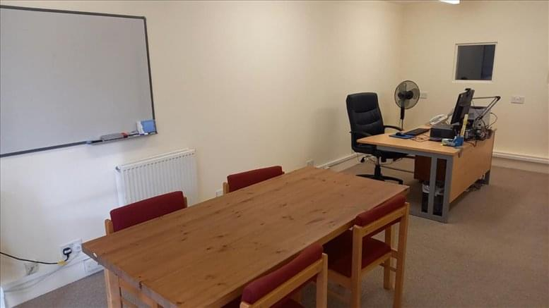 Shoreditch Office Space for Rent on 18 Club Row, Shoreditch