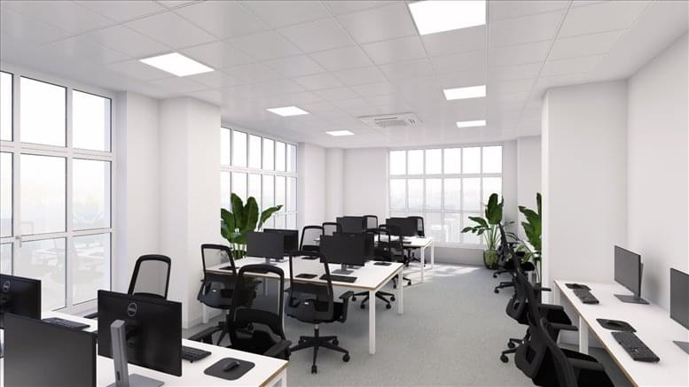 Picture of Harbour Yard, Chelsea Harbour Office Space for available in Battersea
