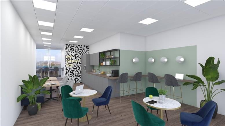 Image of Offices available in Battersea: Harbour Yard, Chelsea Harbour