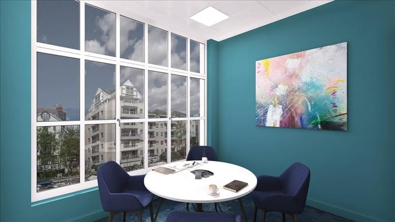 Battersea Office Space for Rent on Harbour Yard, Chelsea Harbour