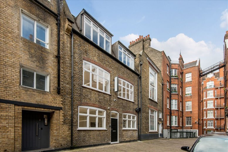 13 David Mews Office Space Baker Street