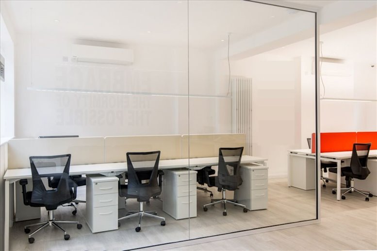 Photo of Office Space on 13 David Mews Baker Street