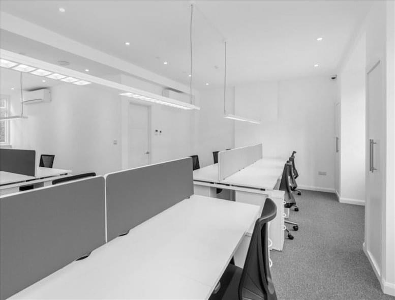 13 David Mews Office for Rent Baker Street