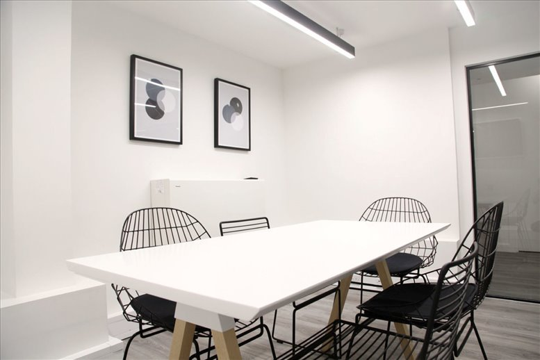Picture of 13 David Mews Office Space for available in Baker Street