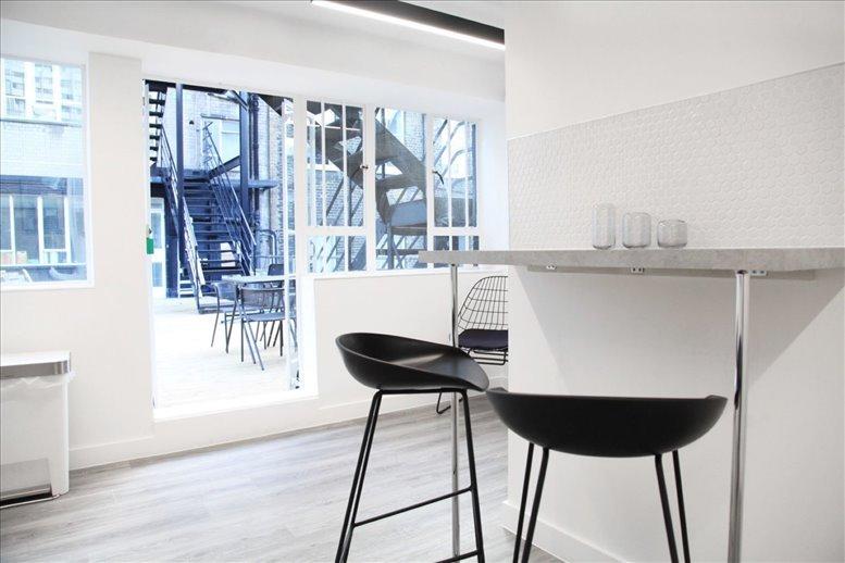 Office for Rent on 13 David Mews Baker Street
