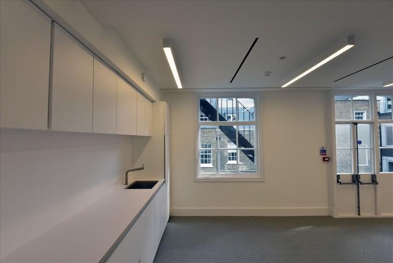 Office for Rent on 21 Cork Street Piccadilly Circus