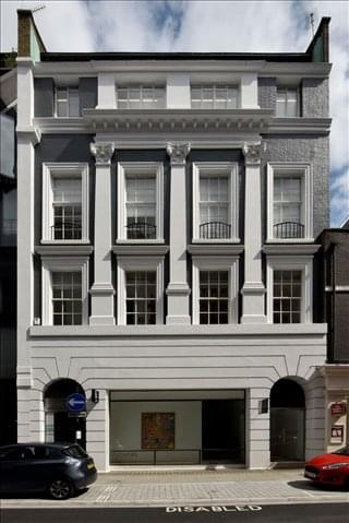 Photo of Office Space on 21 Cork Street - Piccadilly Circus