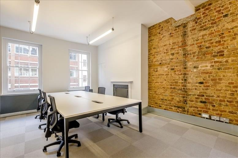 26 Curtain Rd Office Space Shoreditch