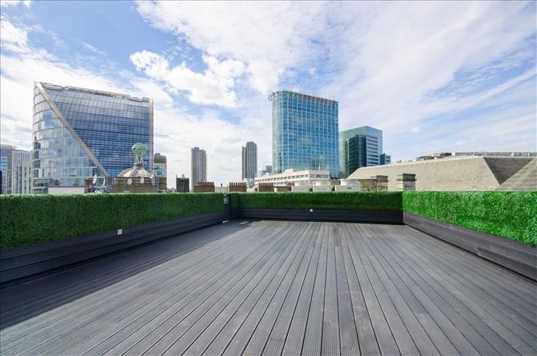 London Wall Office Space Moorgate