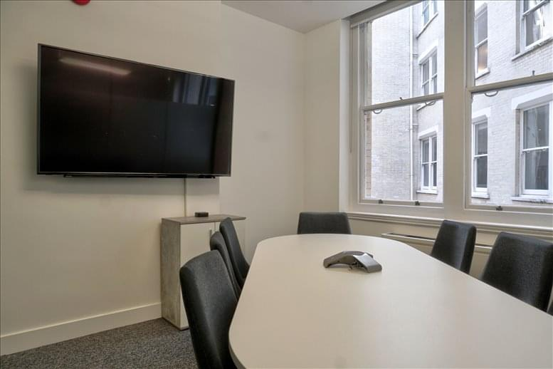 Photo of Office Space on London Wall Moorgate