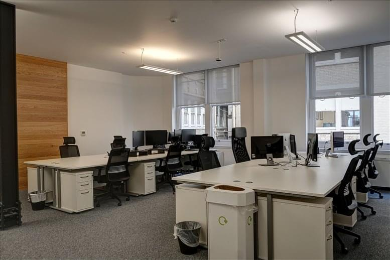 Rent Moorgate Office Space on London Wall