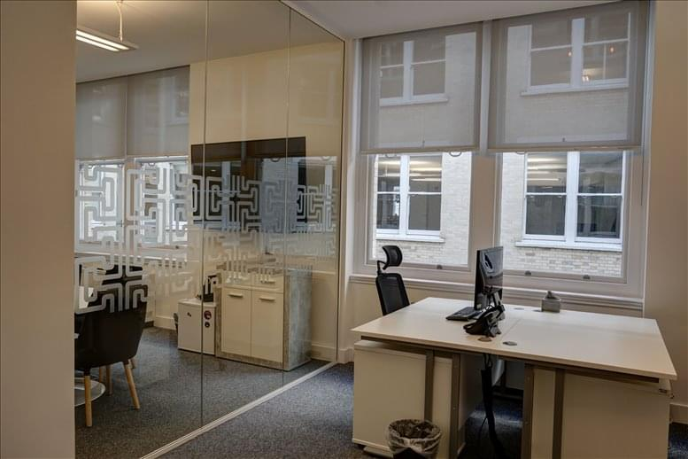 Photo of Office Space available to rent on London Wall, Moorgate