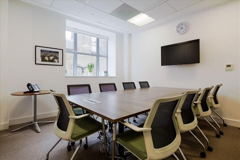 Picture of 106-109 Saffron Hill Office Space for available in Clerkenwell