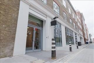 Photo of Office Space on 106-109 Saffron Hill - Clerkenwell
