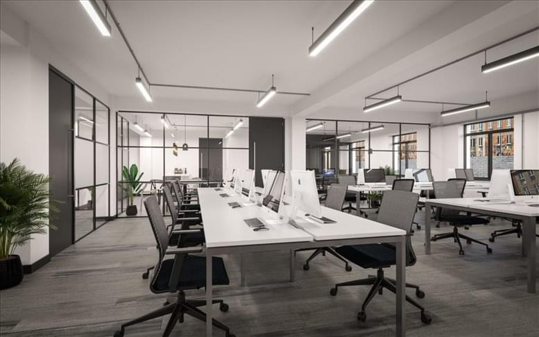 Photo of Office Space on Bedford House, 21a John Street Bloomsbury