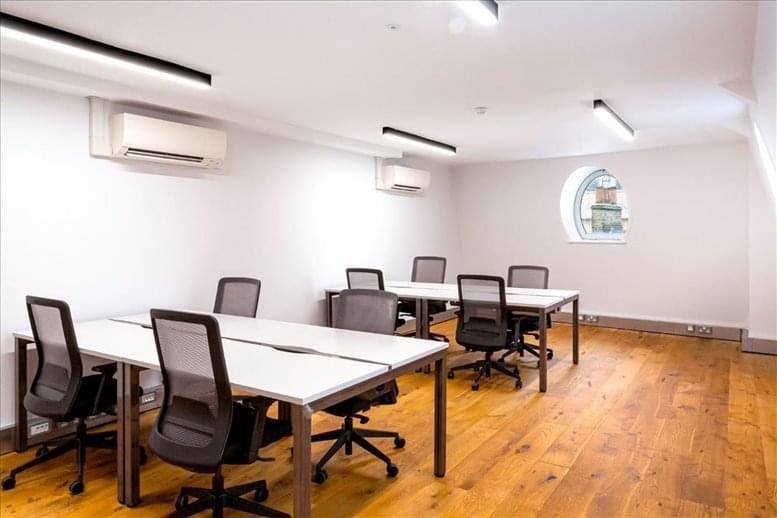 Photo of Office Space on 25 Gerrard Street Soho