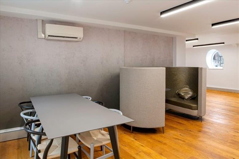 25 Gerrard Street Office for Rent Soho