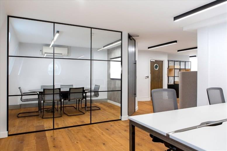 Picture of 25 Gerrard Street Office Space for available in Soho