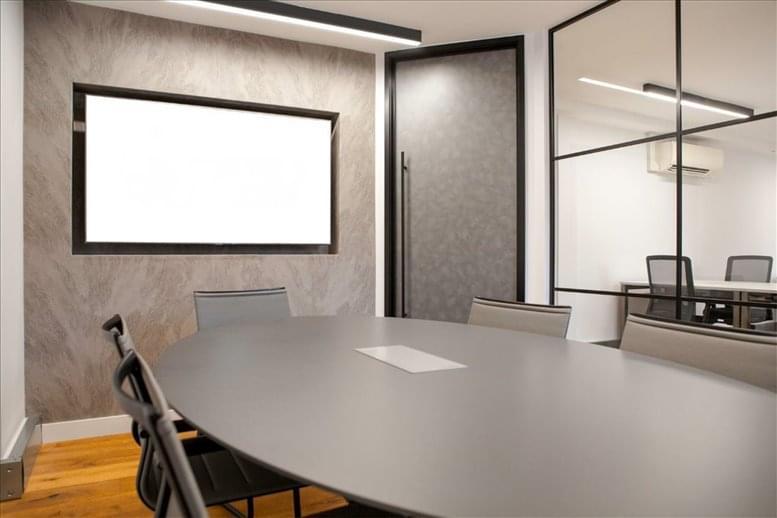 Office for Rent on 25 Gerrard Street Soho