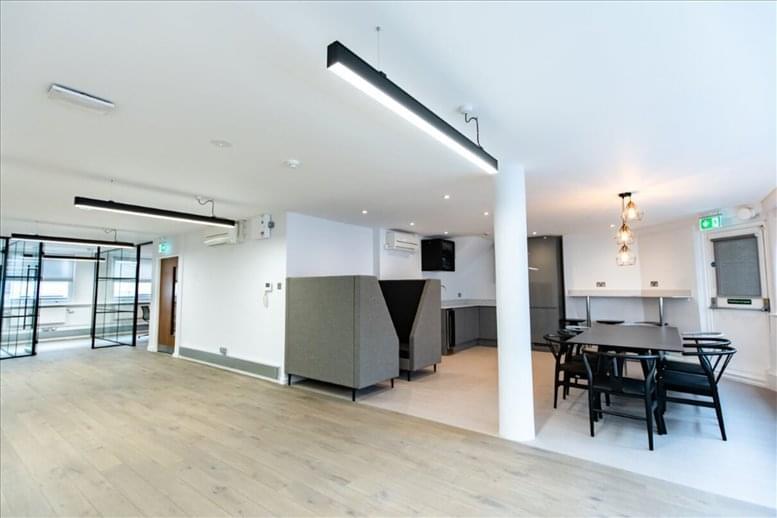 Photo of Office Space on 21-22 Warwick Street Soho
