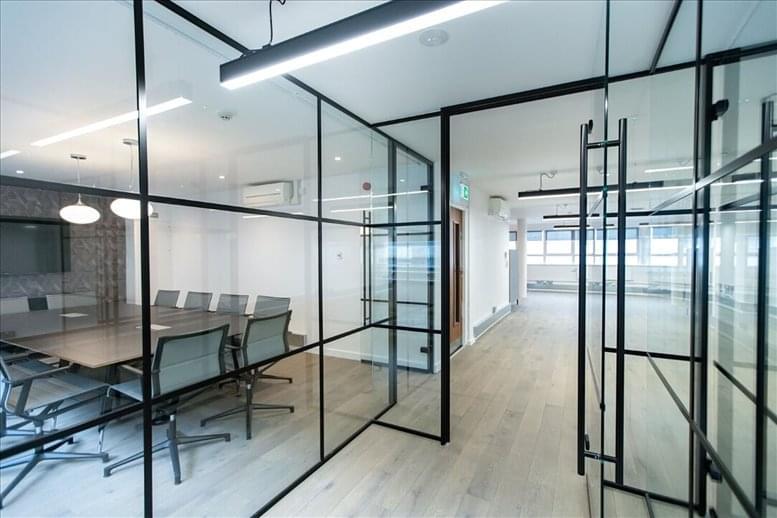 21-22 Warwick Street Office for Rent Soho