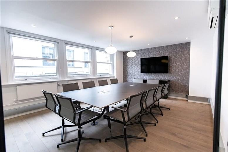 Office for Rent on 21-22 Warwick Street Soho