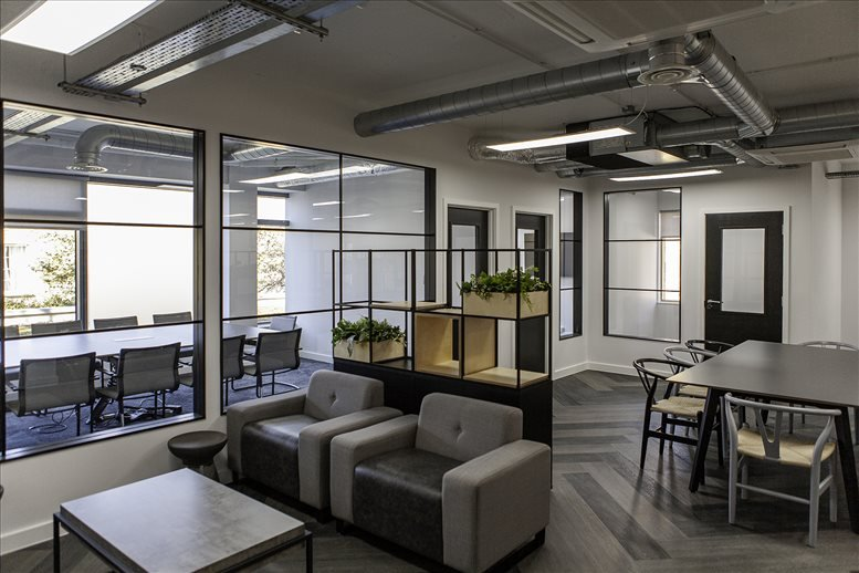 Fusion House, Rochester Mews Office Space Camden Town