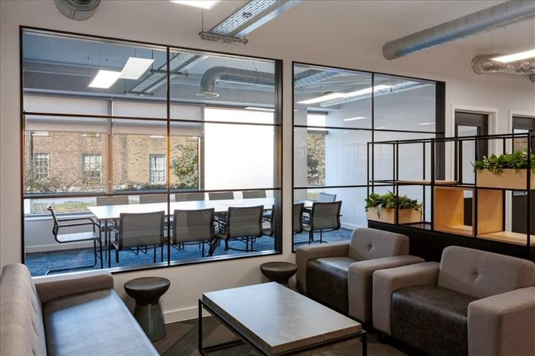 Fusion House, Rochester Mews Office for Rent Camden Town