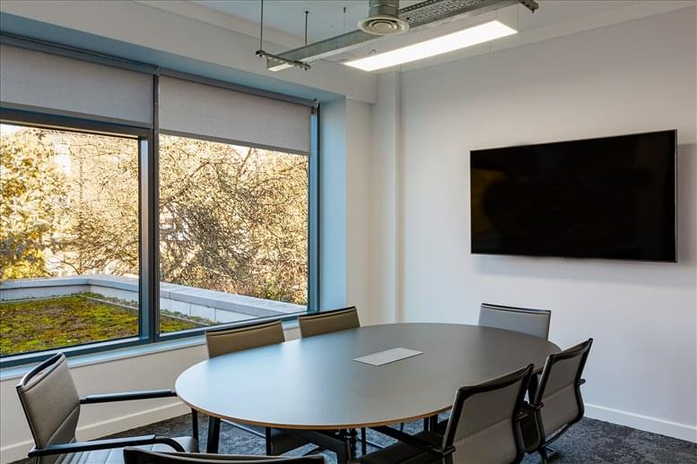 Camden Town Office Space for Rent on Fusion House, Rochester Mews