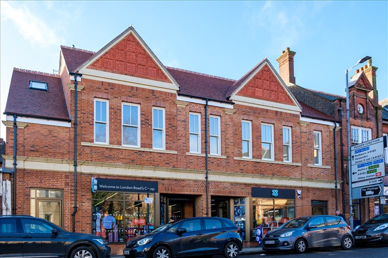 40 London Road, St Albans, Herts available for companies in Watford