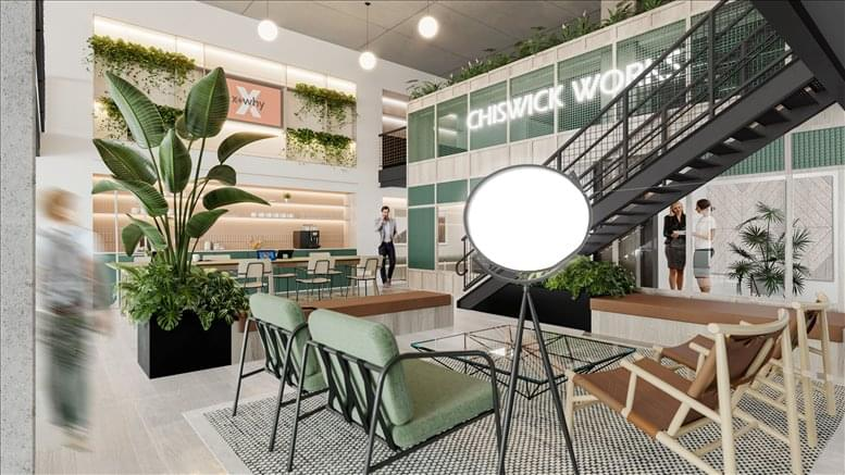 Picture of Chiswick Works, Bollo Lane, 100 Bollo Lane Office Space for available in Chiswick Park