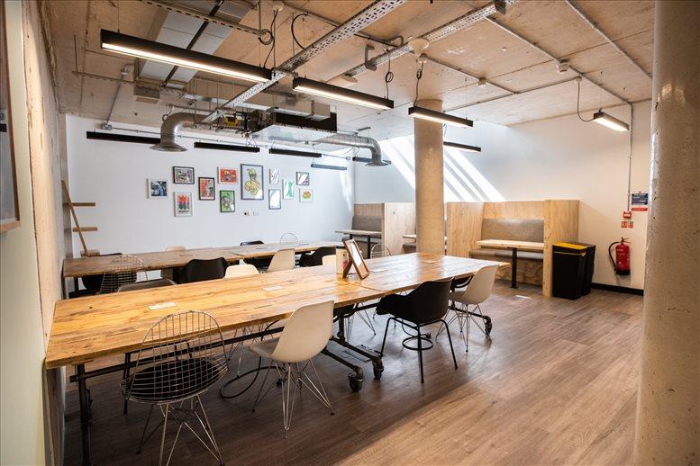 Neighbourhood Works, 1E Mentmore Terrace, London Office for Rent London Fields