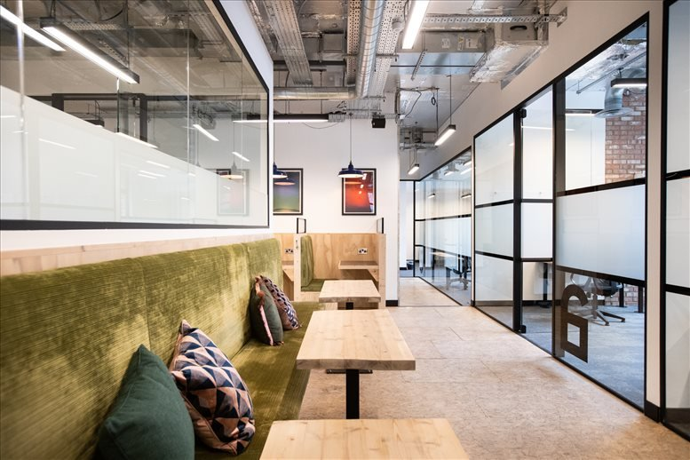 London Fields Office Space for Rent on Neighbourhood Works, 1E Mentmore Terrace, London
