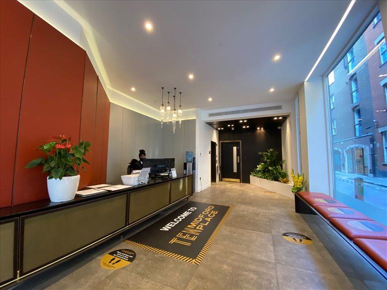 10 Midford Place, Bloomsbury Office for Rent Bloomsbury