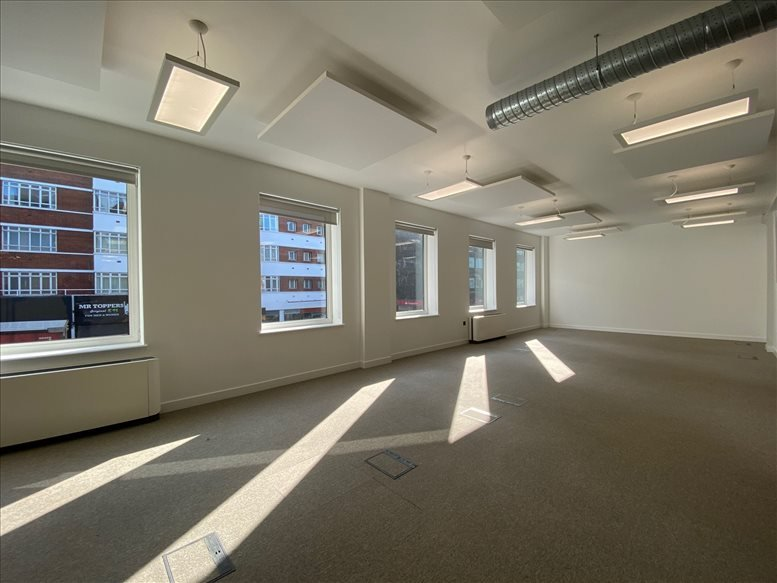 Picture of 10 Midford Place, Bloomsbury Office Space for available in Bloomsbury