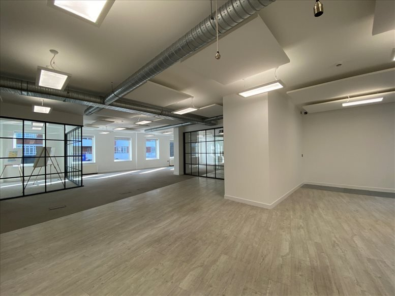 Bloomsbury Office Space for Rent on 10 Midford Place, Bloomsbury