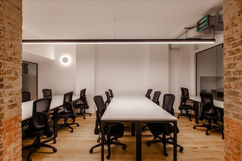 Rent Hammersmith Office Space on 41 Iffley Road, Hammersmith