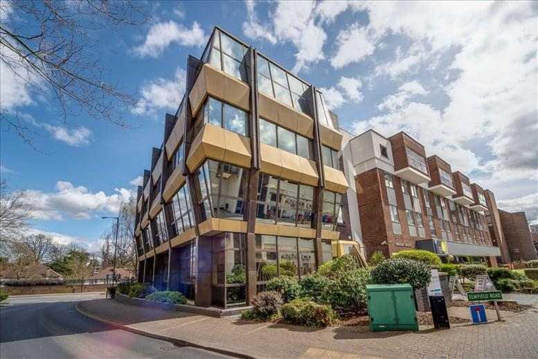 STC House, 7 Elmfield Road, Bromley Office Space Bromley