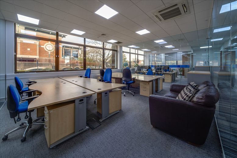 STC House, 7 Elmfield Road, Bromley Office for Rent Bromley